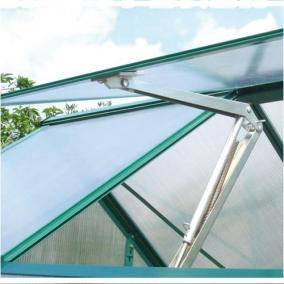 Üvegház tartozék G21-hez automatikus tetőablak nyitó