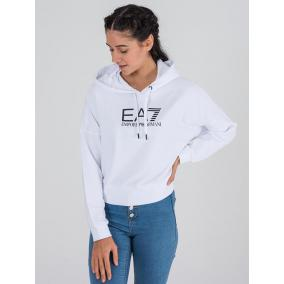 Emporioarmani Train Shiny W Crop Hoodie [méret: XL]