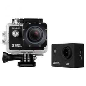 Akciókamera - Sencor, 3CAM4K04WR