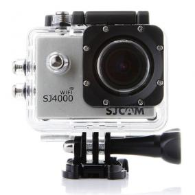 Akciókamera - Sjcam, SJ4000 WI-FI EZÜST