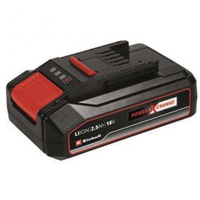 Akkumulátor 18V 2,5Ah Power X-Change - Einhell, 4511516