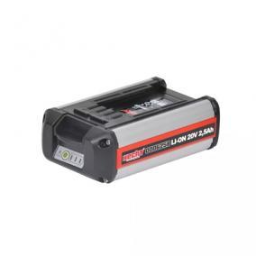 Akkumulátor 20v 2,5ah, akku program 6020 - Hecht, HECHT000625B
