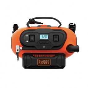 Légpumpa akkus - Black and Decker, BDCINF18N-QS