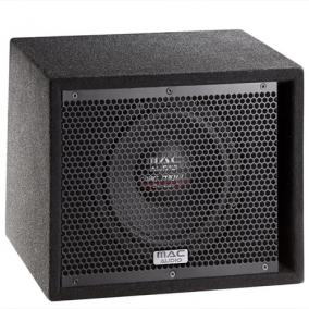 Aktív mélynyomó autóba - Mac Audio, MOBIL STREET SUB 108A