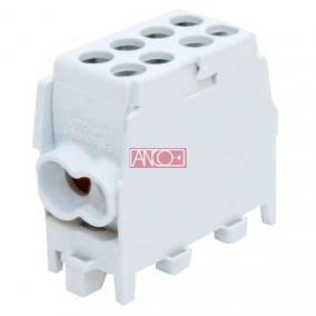 ANCO Fővezeték soroló HLAK 35 1/2 M2 szürke [Min: 5db]