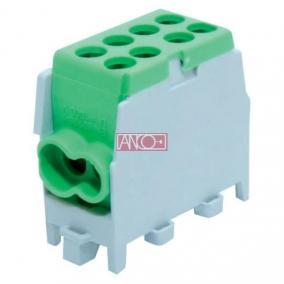 ANCO Fővezeték soroló HLAK 35 1/2 M2 zöld [Min: 5db]