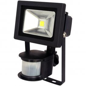ANCO LED reflektor mozgásérzékelővel, 10W