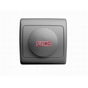 ANCO Olympic univerzális fényerőszabályzó 3-110W, sötétszürke