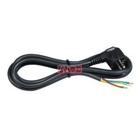 ANCO Szerelhető MT flexo kábel, 3m, fekete