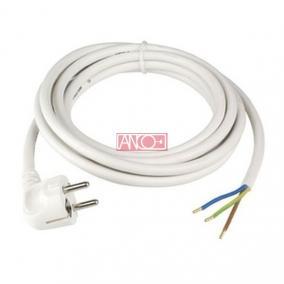 ANCO Szerelhető MT flexo kábel, 3m, fehér