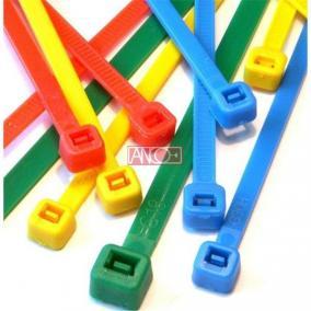 ANCO Színes kábelkötegelő szett [170 db]