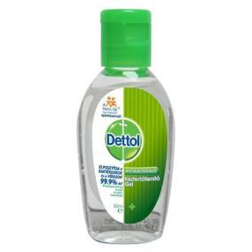 Antibakteriális kézfertőtlenítő gél 50ml - Dettol