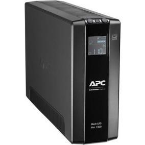 Szünetmentes tápegység, 780W/1300VA, 230V, AVR, 6+2 IEC, APC
