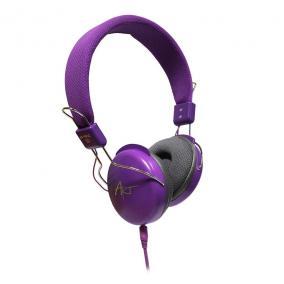 ART Multimedia fülhallgató STEREO mikrofonnal AP-60MC lila