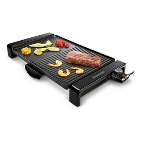 Elektromos grill, asztali, 2 felület, SENCOR