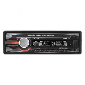 Autórádió - Sencor, SCT3018MR