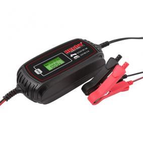 Autó akkumulátortöltő - HECHT, HECHT2018