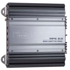 Autó erősítő 2 csatornás - Mac Audio, MPE 2.0
