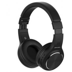 Fejhallgató, mikrofon, Bluetooth, AWEI