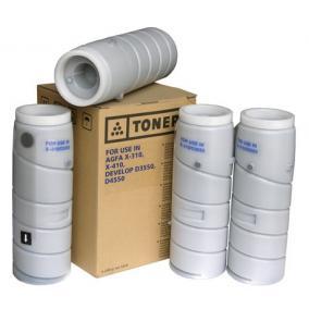 Agfa X-310, 410 festékpor (ForUse)