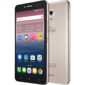 Alcatel Ot-8050D Pixi4 (2017), Metal Gold