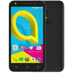 Alcatel U5 4G Ds (5044D), Cocoa Gray Black