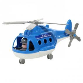 Alpha rendőr helikopter 29 cm