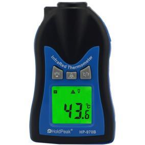 Anyaghőmérséklet mérő HOLDPEAK 970B