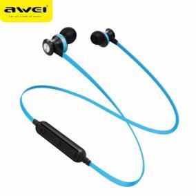 Fülhallgató vezeték nélküli Bluetooth - Awei, MG-AWEB980BL-04