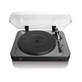 Bluetooth lemezjátszó - Lenco, LBT-120BK
