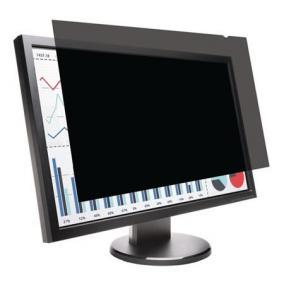 Monitorszűrő, betekintésvédelemmel, monitorhoz, 21.5
