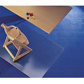 Székalátét, szőnyegre, E forma, 200x120 cm, RS OFFICE