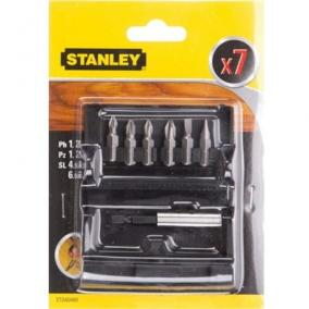 Bit készlet  pz1 2  ph1 2  sl4.5 6.5 - Stanley, STA60480-XJ
