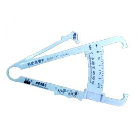 Bőrredőmérő műanyag