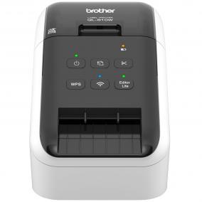 Brother QL-810W (WiFi-s) Etikett- és címkenyomtató