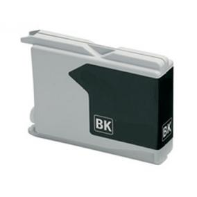 Brother LC 1000 / LC 970 kompatibilis [BK] tintapatron (ForUse)