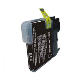 Brother LC 1100 / LC 980 kompatibilis [BK] tintapatron (ForUse)