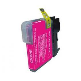 Brother LC 1100 / LC 980 kompatibilis [M] tintapatron (ForUse)