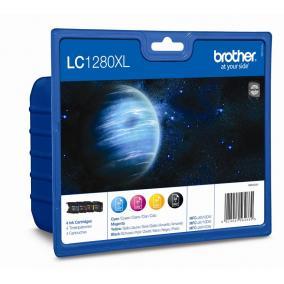 Brother LC 1280XL [MultiPack] tintapatron (eredeti, új)