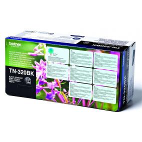 Brother TN 320 [Bk] toner [2,5k] (eredeti, új)