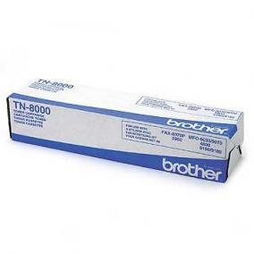 Brother TN 8000 toner (eredeti, új)