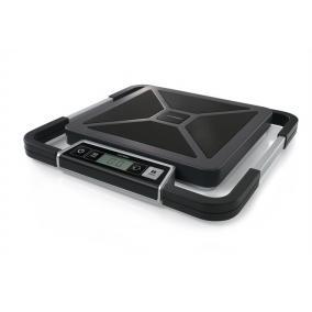 Csomagmérleg, USB, 100 kg terhelhetőség, DYMO
