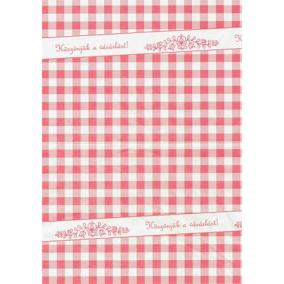 Húscsomagoló papír, íves, 60x38 cm, 8 kg [8 kg]