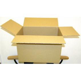 Kartondoboz 39,2x29,2x25 cm, 1/8 [10 db]