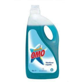 Mosópor [OMO] folyékony mosószer, fehér ruhákhoz 5l