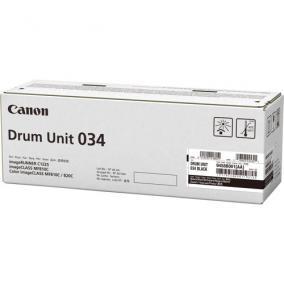 Canon C-EXV 034 [Bk] Drum [Dobegység] (eredeti, új)
