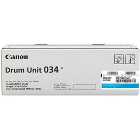 Canon C-EXV 034 [C] Drum [Dobegység] (eredeti, új)
