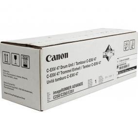 Canon C-EXV 47 [Bk] Drum [Dobegység] (eredeti, új)
