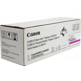 Canon C-EXV 47 [M] Drum [Dobegység] (eredeti, új)