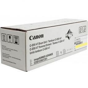 Canon C-EXV 47 [Y] Drum [Dobegység] (eredeti, új)